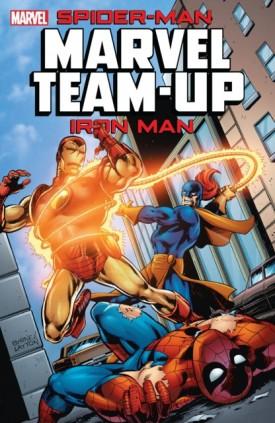 Spider-Man - Iron Man - Marvel Team-Up (2018)