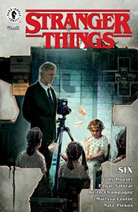 Stranger Things - SIX #1-4 (2019) Complete