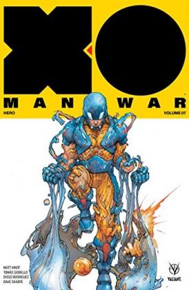 X-O Manowar v07 - Hero (2019)