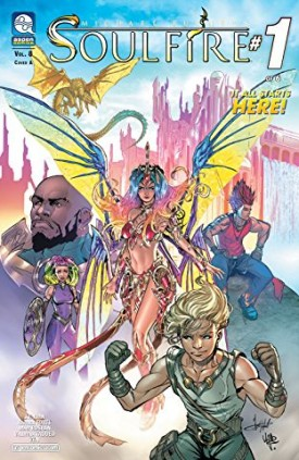 Soulfire Vol.8 #1-6 (2019) Complete