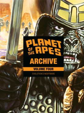 Planet of the Apes Archive v04 - Evolution's Nightmare (2018)