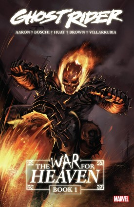 Ghost Rider - The War for Heaven Book 01 (2019)