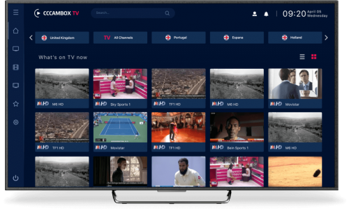 Find out how to become a Cccambox iptv reseller : Start making money by promoting one of the best-selling IPTV services on the market.  Visit us: https://cccambox.com/iptvreseller.html