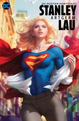 DC Poster Portfolio - Stanley 'Artgerm' Lau (2019)