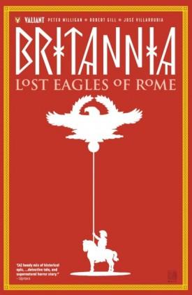 Britannia v03 - Lost Eagles of Rome (2018)