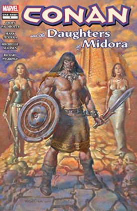 Conan And The Daughters Of Midora 001 (2019)