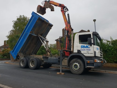 Do you need to dispose of your construction waste? Contact RMC Grab Hire. We are a local grab hire company in Manchester with over 15 years of experience. We offer bulk excavation and earth work services, removal of site debris, soil, aggregates and all over size materials.  Visit us: http://rmcgrabhire.com/
