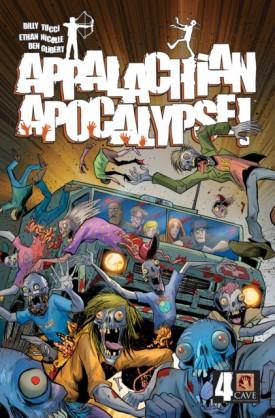 Appalachian Apocalypse! #1-5 (2019)