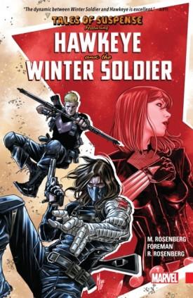 Tales of Suspense - Hawkeye & The Winter Soldier (2018)