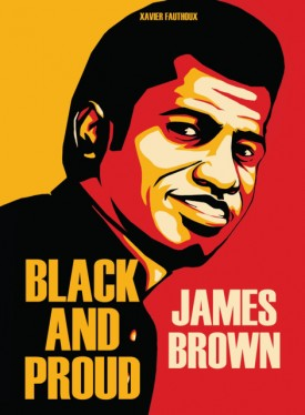 James Brown - Black and Proud (2018)