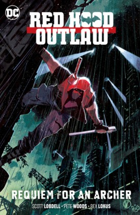 Red Hood - Outlaw v01 - Requiem for an Archer (2019)