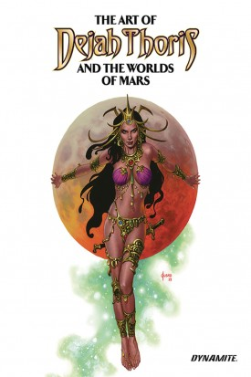 The Art of Dejah Thoris and the Worlds of Mars v02 (2019)