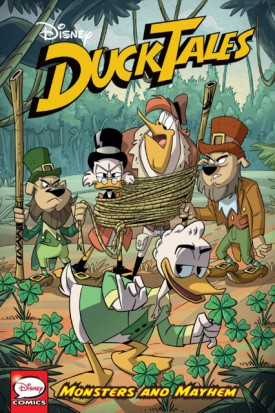 DuckTales v05 - Monsters and Mayhem (2019)