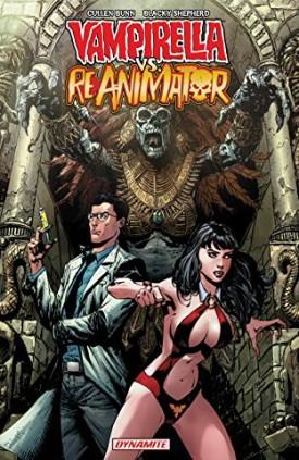 Vampirella vs Reanimator (2019)