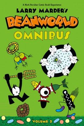 Larry Marder's Beanworld Omnibus v02 (2019)