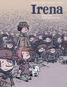 Irena Book 01 - Wartime Ghetto (2019)