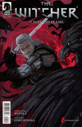The Witcher v04 - Of Flesh and Flame (2019)
