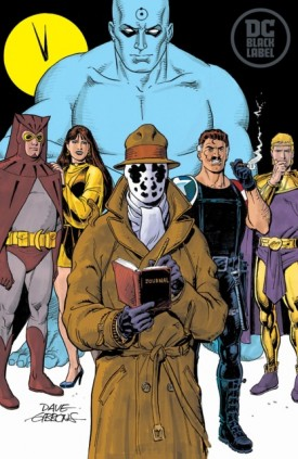 Watchmen (New Edition) (2019)