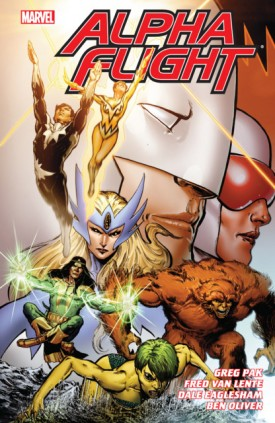 Alpha Flight by Greg Pak & Fred Van Lente v01 (2016)