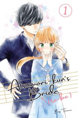 Atsumori-kun's Bride-to-Be v01-v03 (2019)