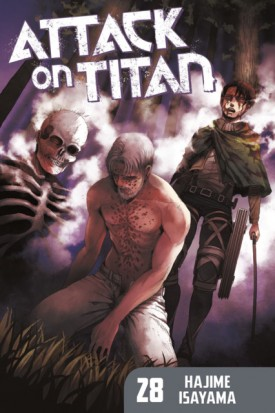 Attack on Titan v01-v32 + Guidebook + 131-137 (2012-2021)