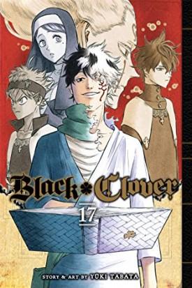 Black Clover v01-v17 (2016-2019)