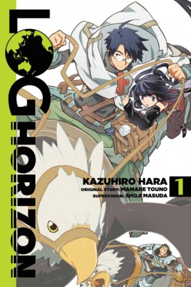 Log Horizon v01 (2015)