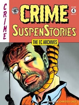 The EC Archives - Crime SuspenStories v04 (2019)