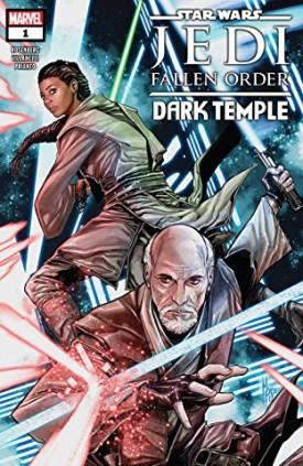 Star Wars - Jedi Fallen Order - Dark Temple #1-5 (2019-2020) Complete
