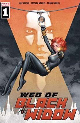 Web of Black Widow #1-5 (2019-2020) Complete