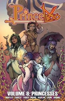 Princeless - Book 8 - Princesses (2019)