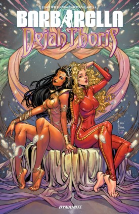 Barbarella - Dejah Thoris v01 (2019)