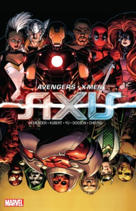 Avengers & X-Men - Axis (2015)