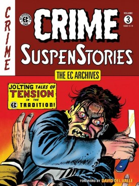 The EC Archives - Crime SuspenStories v03 (2017)
