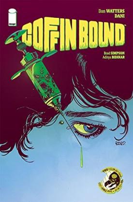 Coffin Bound #1-8 (2019-2020)