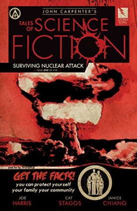 John Carpenter's Tales of Science Fiction - SURVIVING NUCLEAR ATTACK #1-3 (2019)