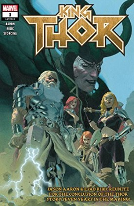 King Thor #1-4 (2019-2020) Complete