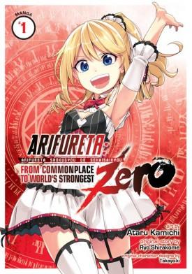 Arifureta - From Commonplace to World's Strongest Zero v01 (2019)