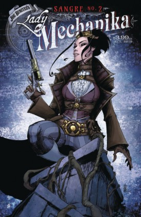 Lady Mechanika - Sangre #1-4 (2019)