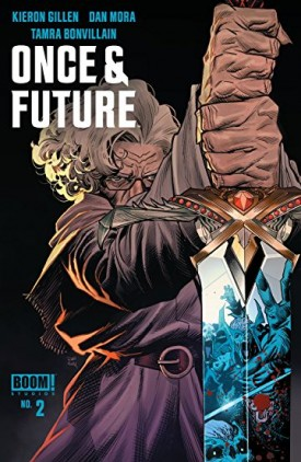 Once & Future #1-11 (2019-2020)