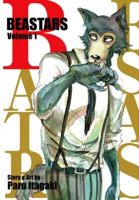 BEASTARS v01-v03 (2019)