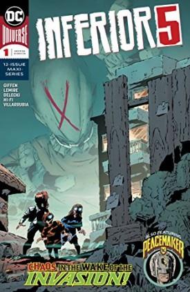 Inferior Five #1-4 (2019-2020)