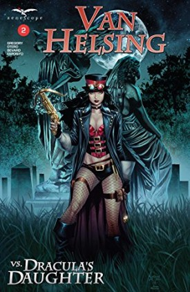 Van Helsing vs Dracula's Daughter #1-5 (2019-2020) Complete