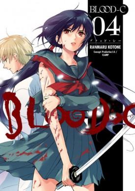 Blood-C v01-v04 (2015-2016)