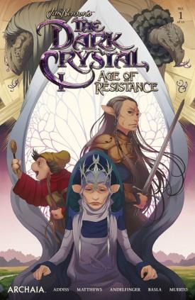 Jim Henson's Dark Crystal - Age Of Resistance #1-12 (2019-2020) Complete