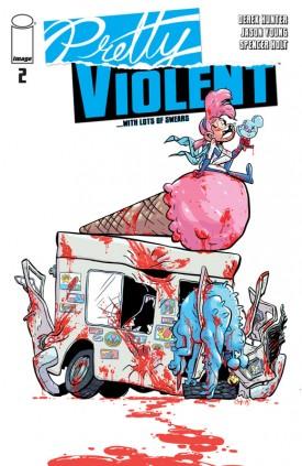 Pretty Violent #1-11 (2019-2020)