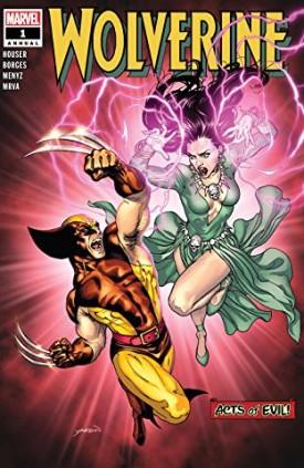 Wolverine Annual 001 (2019)