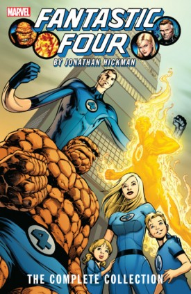 Fantastic Four by Jonathan Hickman - The Complete Collection v01 (2018)
