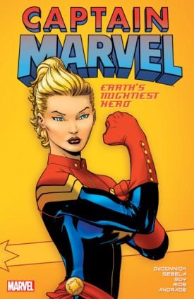 Captain Marvel - Earth's Mightiest Hero v01 (2016)