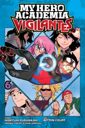 My Hero Academia Vigilantes v01-v07 (2018-2020)